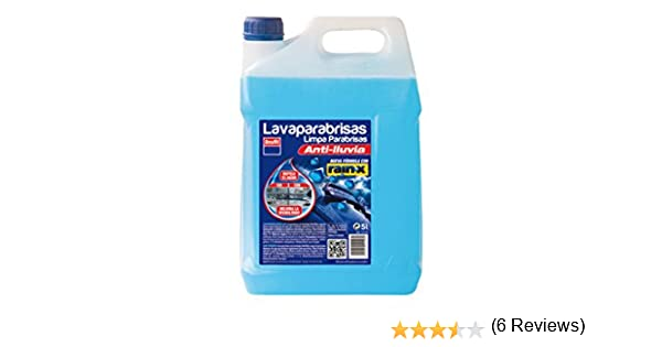 Krafft - Lavaparabrisas Uso Directo 5L.14126: Amazon.es: Bricolaje y herramientas