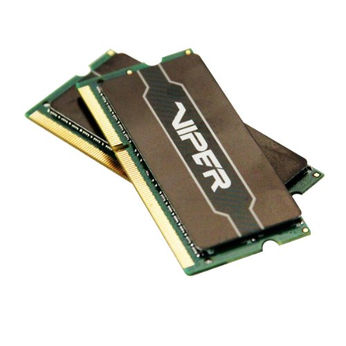 Patriot 16GB(2x8GB) Viper Series DDR3 1600 (PC3 12800) CL9/ Voltage 1.35V Laptop Memory - PV316G160LC9SK by Patriot