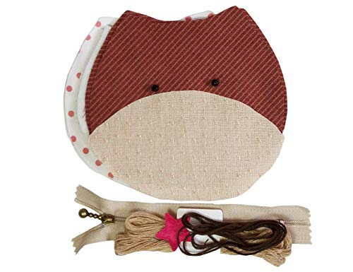 Amazon.com: Fácil de Kit de costura Patchwork de Chubby gato ...