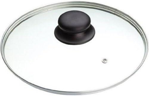Ibili 970722 - Tapa de Vidro, 22 cm: Amazon.es: Hogar