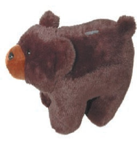Plush Coin Bank- Bear by Carstens ()