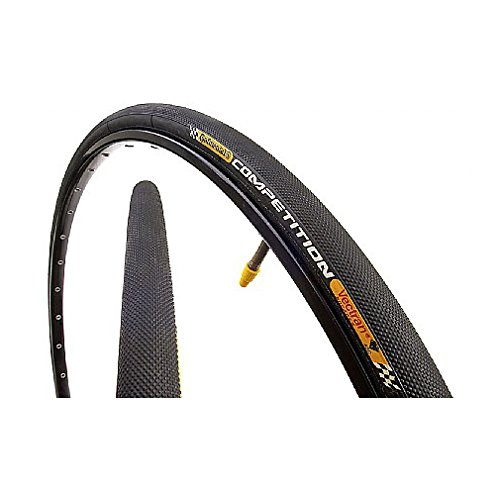Continental Competition Tubular Road Bicycle Tire with Bl...