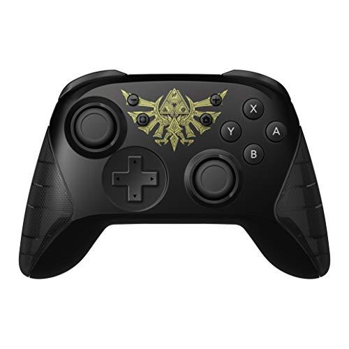 HORI Nintendo Switch Wireless HORIPAD Zelda Edition Rechargeable Controller - Nintendo Switch