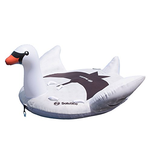 Solstice Water Sports Giant Swan Towable for boats 1-2 Riders