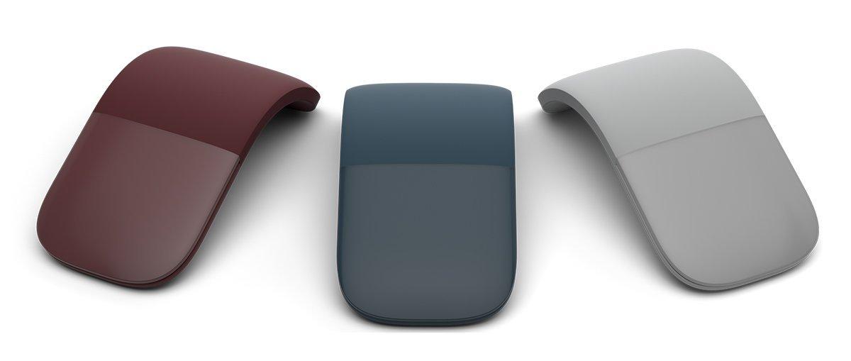 421ceba606b Amazon.com: Surface Arc Mouse - Cobalt Blue (Renewed): Computers &  Accessories
