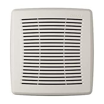 Broan E050 Bath Fan White Grille Amazon Com
