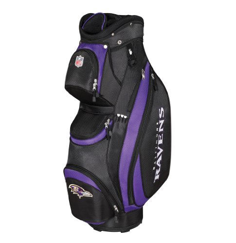 Wilson NFL Baltimore  Cart Bag ()