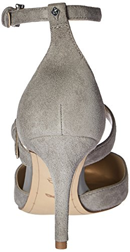 Edelman Thea Women's Frost Sam Grey Dress Pump AqwAdBC