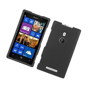 Black Hard Cover Case for Nokia Lumia 925