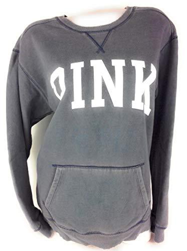 Victoria's..Secret Pink Sweatshirt Worn Washed Style -