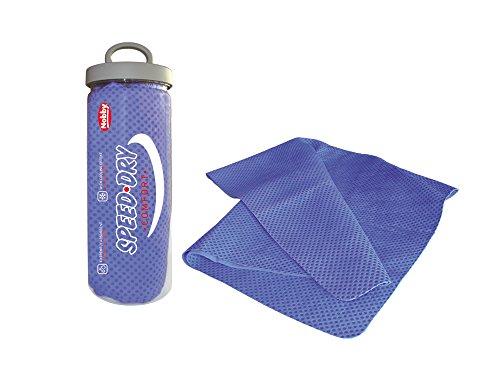 Nobby 79087 Handtuch blau 66 x 43 cm