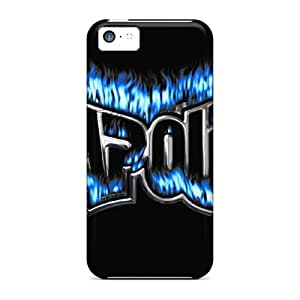 Great Hard Phone Cover For Iphone 5c (Pmc16821BVDB) Allow Personal Design Nice Tapout Image