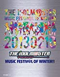 THE IDOLM@STER MUSIC FESTIV@L OF WINTER!!(Blu-rayBOX)(完全初回生産限定)(BD3枚組)