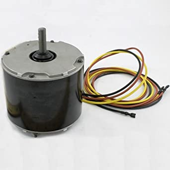 Hc39ge209 oem upgraded arcoaire condenser fan motor 1 4 for Condenser fan motor replacement cost