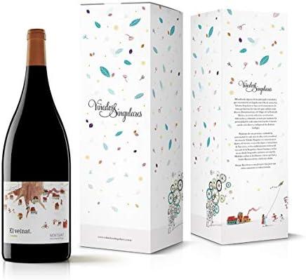 Viñedos Singulares El Veïnat Garnacha Tinto 2018 Vino Mágnum Estuchado - 1500 ml: Amazon.es: Alimentación y bebidas