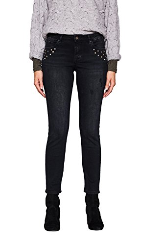 Jeans Nero Skinny Wash By black Donna Edc 911 Esprit Dark EqH4S