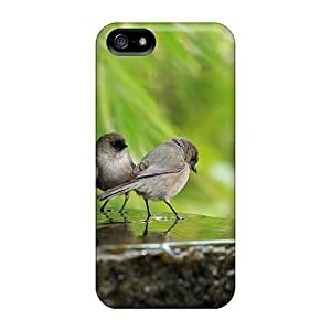 Iphone 5/5s Cover Case - Eco-friendly Packaging(birds)