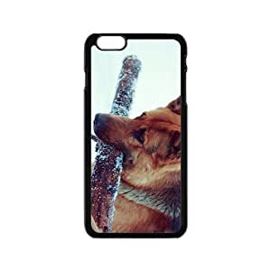 German Shepherd Hight Quality Plastic Case for Iphone 6