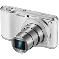 Samsung Galaxy Camera 2 16.3MP CMOS with 21x Optical Zoom and 4.8 Touch Screen LCD (WiFi & NFC- White) (Certified Refurbished)