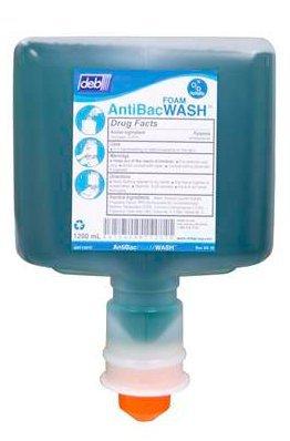 Foam Antibac Hand Wash (Deb Touch-Free AntiBac Foam Wash (ANT120TF) 3/Case)