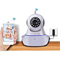 IP camera wifi mobile baby monitor wireless remote home monitor remote intelligent network HD surveillance cameras