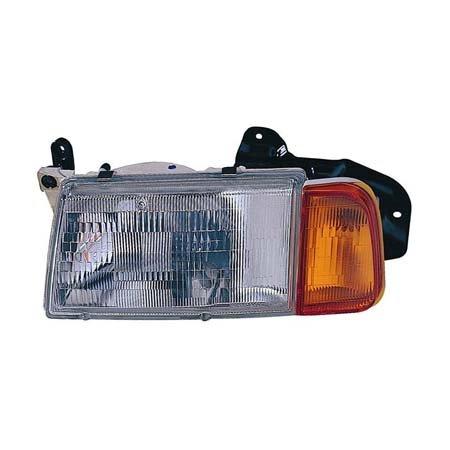 Fits Suzuki Sidekick 2DR 1989-1998/4DR 1992-1998 Headlight Assembly Driver Side SZ2502101, SZ2502103