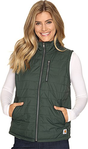 Carhartt Womens Amoret Reversible Quilted Vest