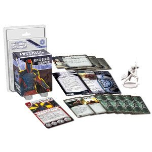 Star Wars Imperial Assault - Royal Guard Champion (Imperial Guard Starwars)