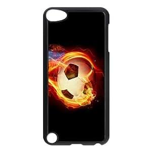 Football iPod Touch 5 Case Black MSU7226574