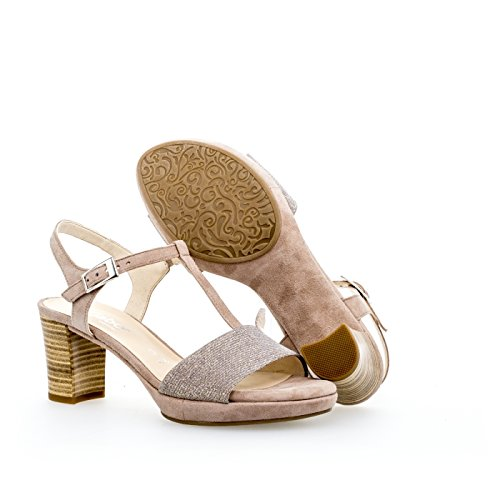Gabor Women's Fashion Sandals Beige W1E6QoY
