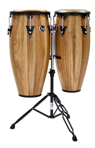 Latin Percussion LP Aspire Jamjuree Wood Conga Set by Latin Percussion
