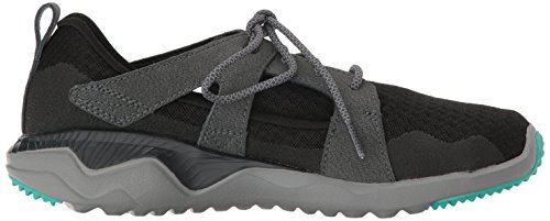 Merrell Womens 1six8 Slice Fashion Sneaker Nero