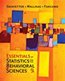 img - for Essentials of Statistics for The Behavioral Sciences (MindTap Course List) book / textbook / text book
