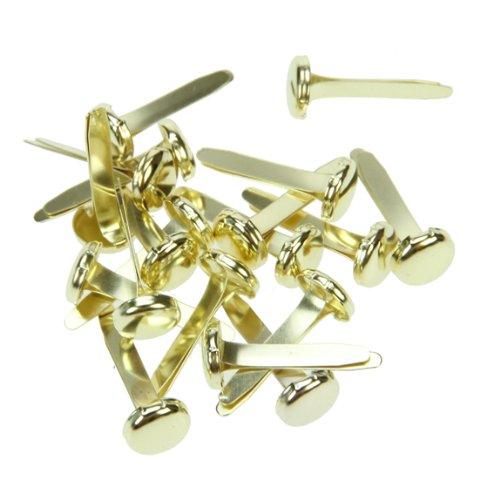 maped 330011 round head paper fasteners brass 5 8 amazon co uk