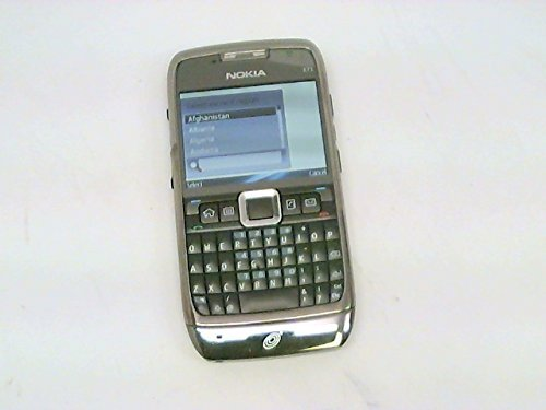 Nokia E71 (Straight Talk) Gray