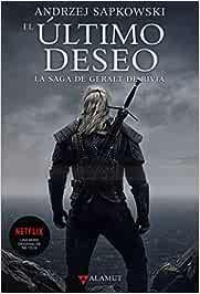 El último deseo: 93 (Alamut Serie Fantástica): Amazon.es