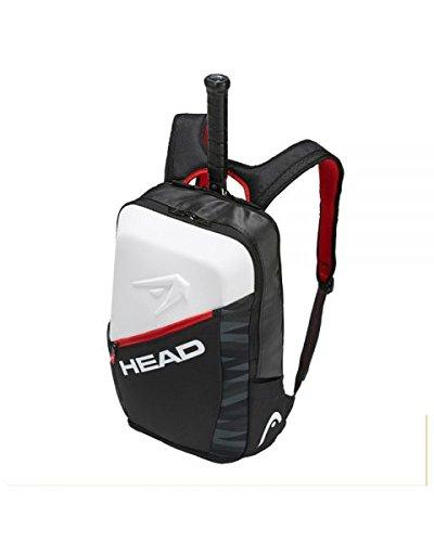 - HEAD Djokovic Backpack Black/White/Red