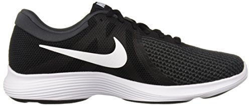 Nike Men's Revolution 4 Running Shoe, Black/White-Anthracite, 8 Regular US by Nike (Image #6)