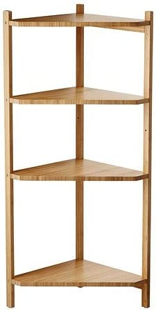 Ikea Ragrund Eckregal Aus Bambus Amazon De Kuche Haushalt