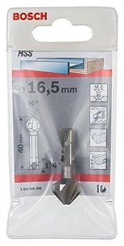 Bosch Professional Kegelsenker HSS /Ø 25 mm, 3 Schneiden