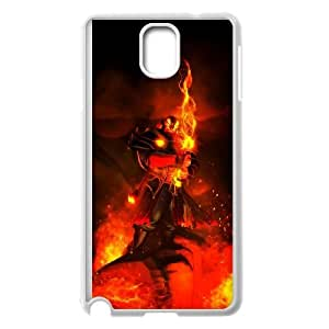 Samsung Galaxy Note 3 Cell Phone Case White Defense Of The Ancients Dota 2 EMBER SPIRIT Strop