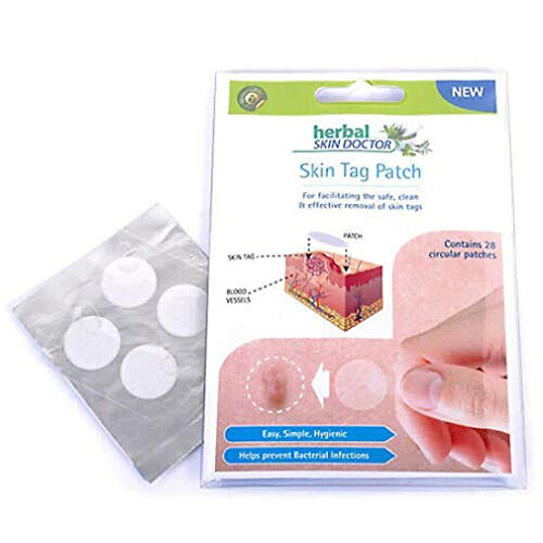 Herbal Skin Doctor Skin Tag Removal Dermal Patch As Seen In Press