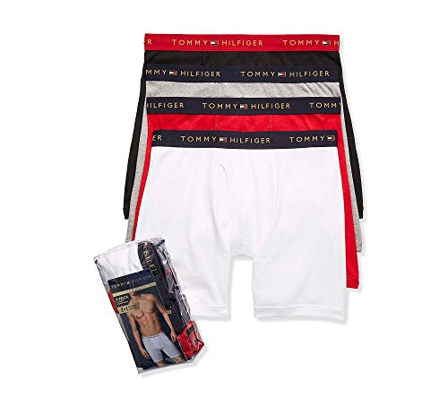 Tommy Hilfiger 4 Pack Boxer Briefs