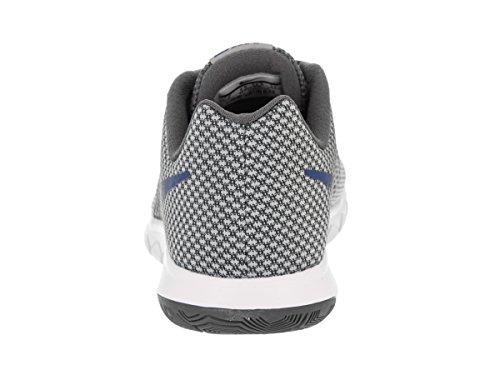 Nike Mens Flex Experience Rn 6 Loopschoen Wolf / Grijs / Gym / Blauw / Donker / Grijs