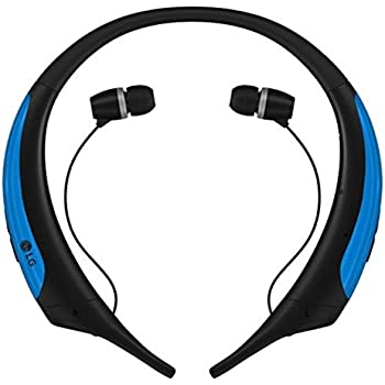 LG Electronics Tone Active Premium Wireless Stereo Headset - Retail Packaging - Blue