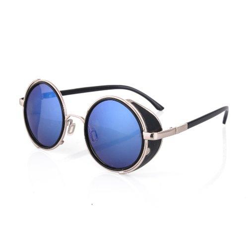 de Geek unisex gafas Dos 1980 de cl moda sol CFwqYt