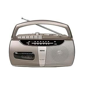 Daewoo DRP-7G - DBF100 - Radio Portátil Drp-7G