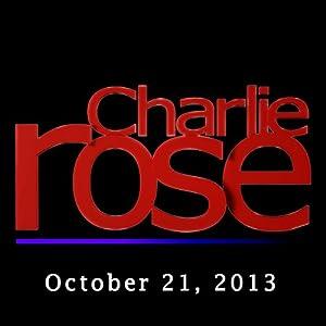 Charlie Rose: John Dickerson and Craig Venter, October 21, 2013 Radio/TV Program