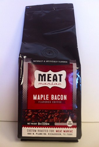 Meat Maniac Maple Bacon Coffee (8oz)