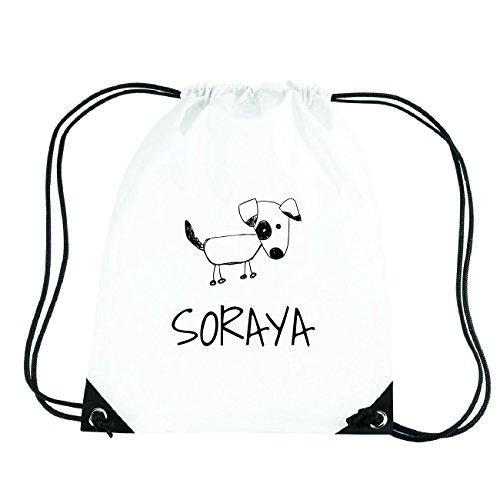JOllipets SORAYA Turnbeutel Sport Tasche PGYM5935 Design: Hund pw8lfSB